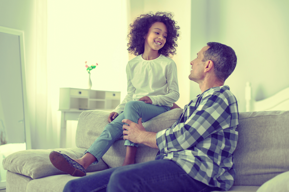 Examples of 50-50 parenting schedules