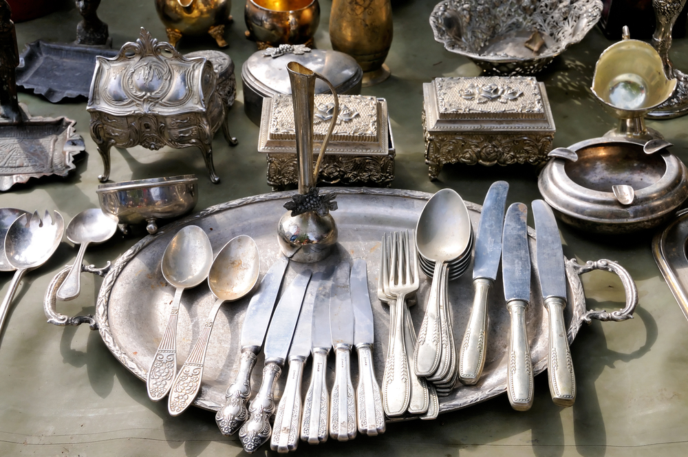 Want to sell that silver flatware you inherited for cash? Here's a look at options you have to sell in 2021.